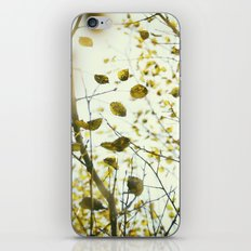 Catching the Fall iPhone & iPod Skin