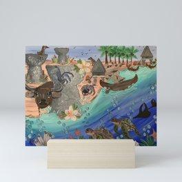 Guam Culture Mini Art Print