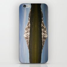 Reflections: Floating Arrowhead iPhone & iPod Skin