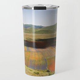 Castelluccio di Norcia Travel Mug