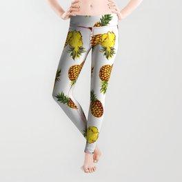 Fresh Pineapple Leggings