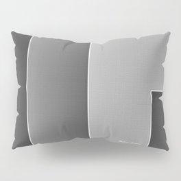 Shades of Grey Pillow Sham