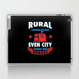 Rural Carrier Laptop & iPad Skin