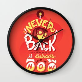 Edna Mode Wall Clock