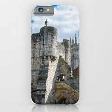 Bootham Bar and York Minster iPhone 6s Slim Case