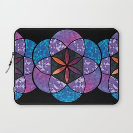 Fractal Seed of Life Laptop Sleeve