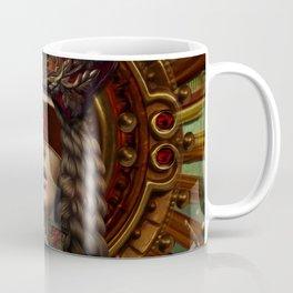 Ad maiorem Dei gloriam (A.M.D.G.) Coffee Mug