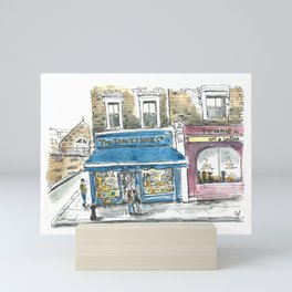 London Library Mini Art Print