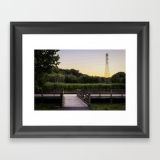 Rural Framed Art Print