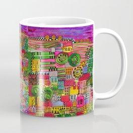 Color Town Coffee Mug