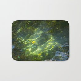 Water & Light Bath Mat