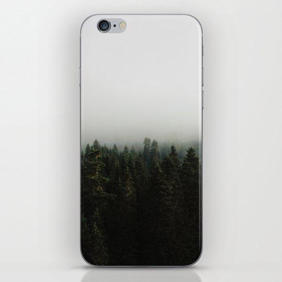 Stevens Pass iPhone & iPod Skin
