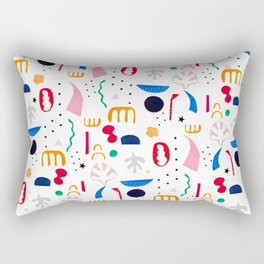 la ville Rectangular Pillow
