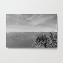 St. Mark's Summit Mount Cypress 2 Metal Print