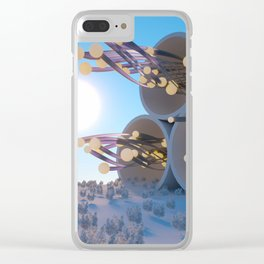 LEFTOVERS Clear iPhone Case