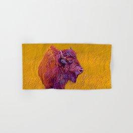 American Buffalo Hand & Bath Towel