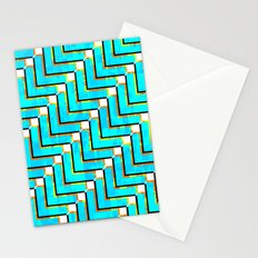 Pixel Repeat no.1 Stationery Cards
