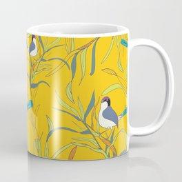 Sunny Fairy Wrens Coffee Mug