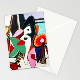 Arhsile Gorky Painting Stationery Cards