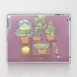 August's Plants Laptop & iPad Skin