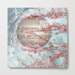 Spring Jupiter Metal Print