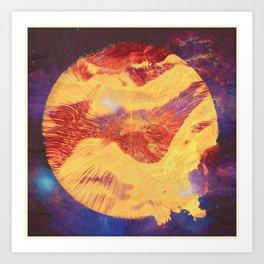 Metaphysics no3 Art Print