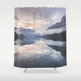 Mornings like this - Landscape and Nature Photography Shower Curtain