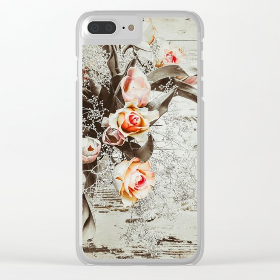 Impact Reclaimed Clear iPhone Case