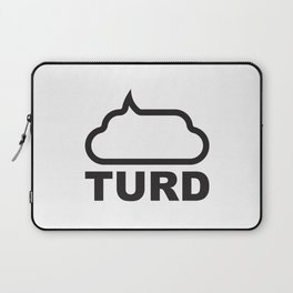 Turd Laptop Sleeve