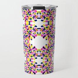 art smears pattern Travel Mug