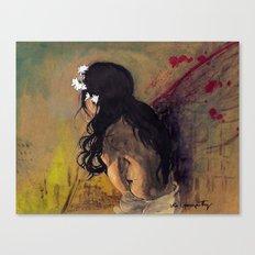 Sorry, Goodbye Canvas Print