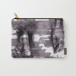 Time to love Carry-All Pouch