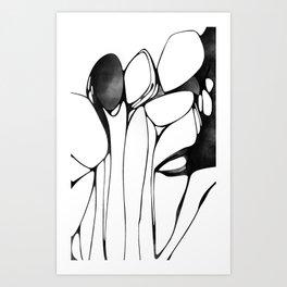 anatomized #3 Art Print