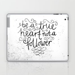 TRUE HEART Laptop & iPad Skin