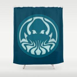 Myths & monsters: Cthulhu Shower Curtain