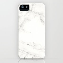 Marble by Hand iPhone Case