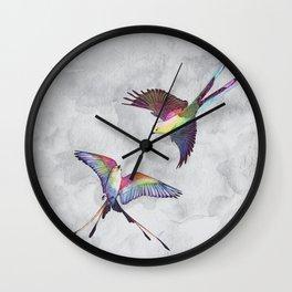 Dreamcatchers Wall Clock