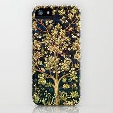 William Morris Tree Of Life iPhone SE Slim Case