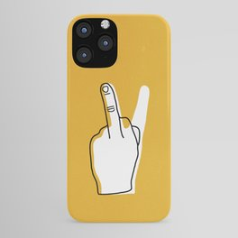 Two Moods Only iPhone Case