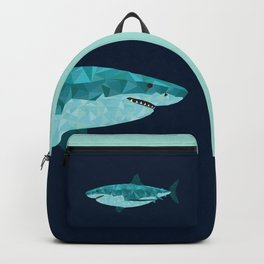 Geo Shark Backpack