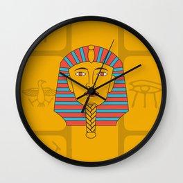 Egyptian Prince Wall Clock