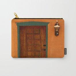 A Santa Fe  Door Carry-All Pouch