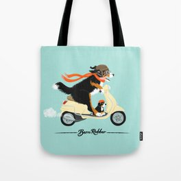 Bern Rubber Tote Bag