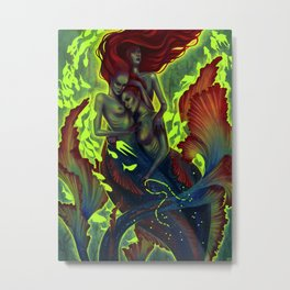 Metanoia Metal Print