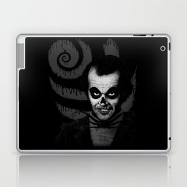 Jack T. Skeleton Laptop & iPad Skin