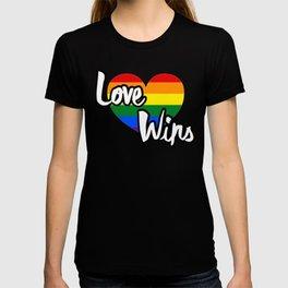 Love Wins - LGBTQ+ Pride Month T-shirt