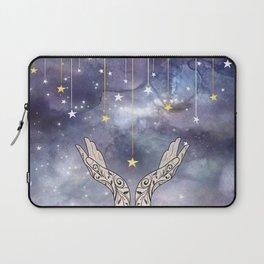Falling Stars Laptop Sleeve