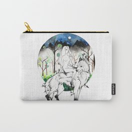 BRAVE,PROTECTION&FRIENDSHIP Carry-All Pouch