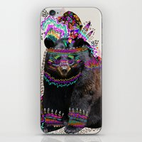 sale iPhone & iPod Skins featuring Ohkwari  by Kris Tate