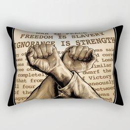 Big Brother Insoc Rectangular Pillow